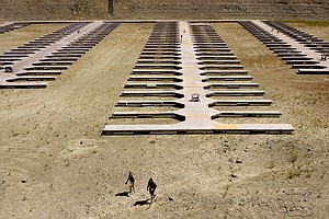 Photo for California Farmers Told Drought Could Cut Off Their Water