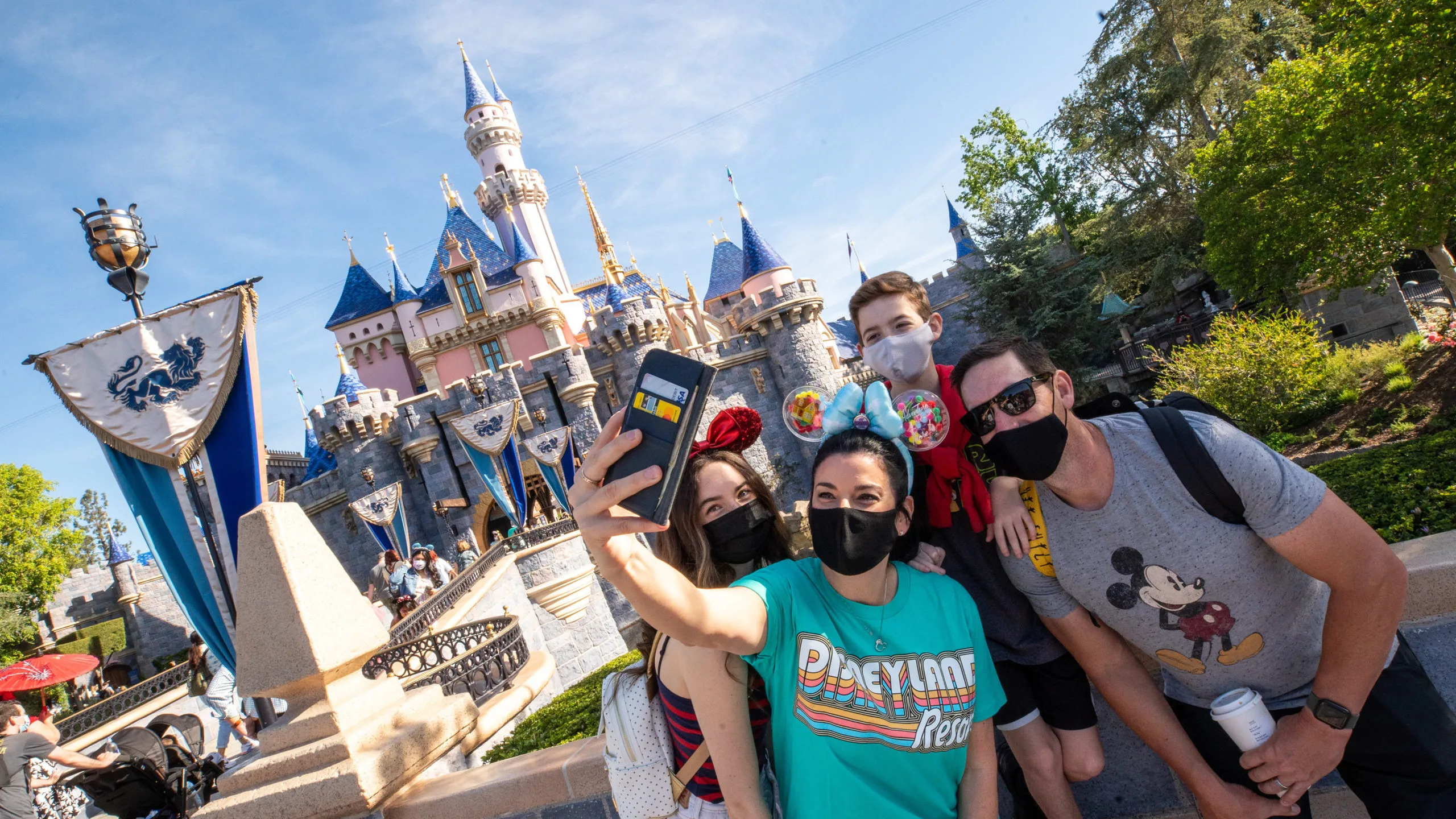 Fireworks Return To Disney Parks In Latest Lifting Of Rules