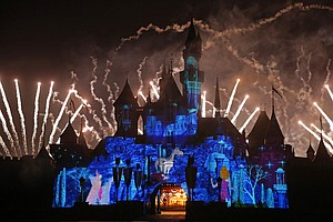 Photo for Fireworks Return To Disney Parks In Latest Lifting Of Rules