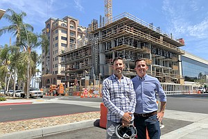 Photo for Bankers Hill Project A Test Case For San Diego's New Affordable Housing Incen...