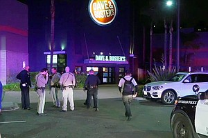 Photo for Man Shot, Killed Inside Mission Valley Dave & Buster's