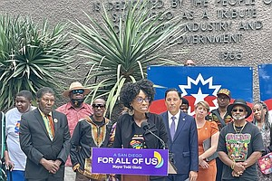 Photo for The City Of San Diego Proclaims Juneteenth A City Holiday