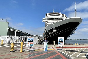 Holland America Says Cruise Ships Coming Back To San Diego, Vaccinations Requ...