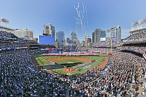 Photo for Holiday Bowl Finds New Home At Baseball's Petco Park