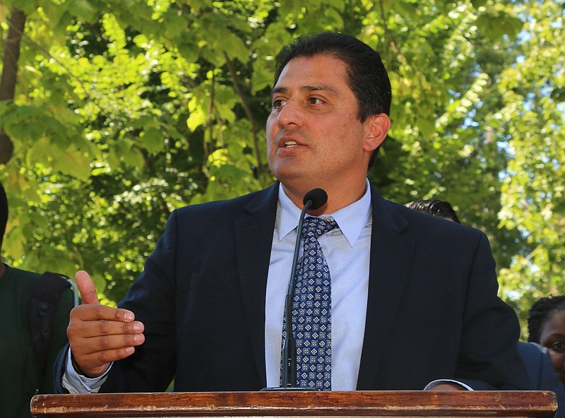 California State Senator Ben Hueso is shown in this undated photo.