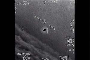 Photo for No ET, No Answers: Intel Report Is Inconclusive About UFOs