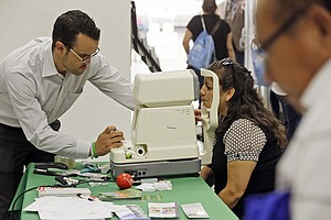 Photo for California Budget Boosts Health Care For Older Immigrants