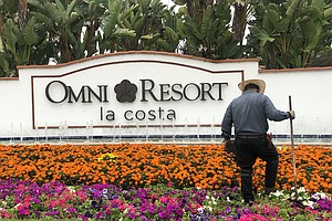 Photo for San Diego Hospitality Businesses Struggle To Find Workers As Tourist Season B...