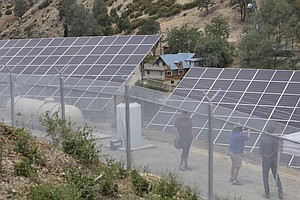 Photo for California Tests Off-The-Grid Solutions To Power Outages
