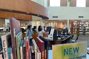 Photo for San Diegans Invited To Provide Input On The Vision Of San Diego Libraries