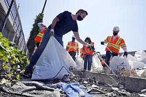 Photo for California Governor Kicks Off $1B Statewide Cleanup Plan