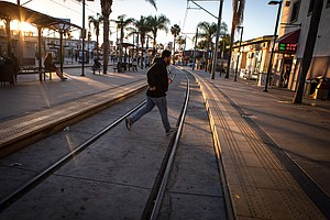 Photo for San Ysidro Trolley Stop Project Part Of Latest SANDAG Plan