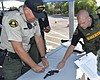 San Diego County Sheriff's document surrendered...