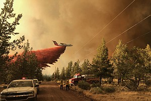 Photo for Wildfires Threaten Homes, Land Across 10 Western States