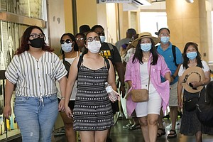 California Follows CDC, Advises Indoor Masks For Vaccinated
