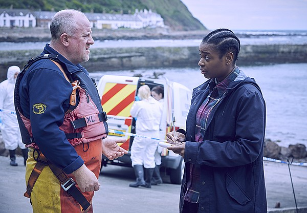 """A scene from VERA """"Parent Not Expected,"""""""
