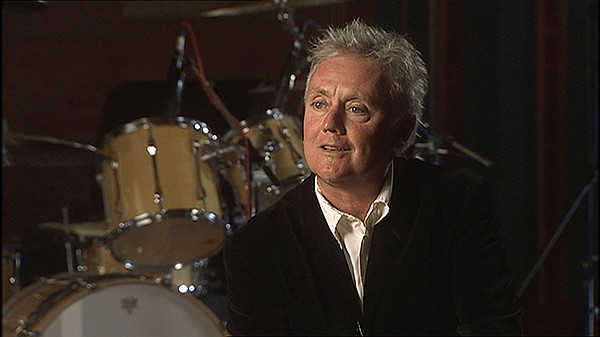 Roger Taylor, drummer for Queen. (undated photo)