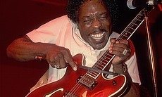 Buddy Guy at the Limelight in Chicago, Ill.