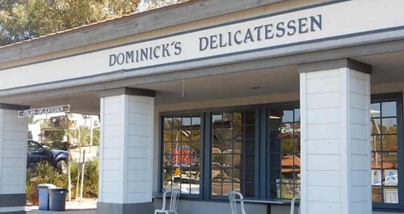 Dominick's Delicatessen is shown in this undated photo.