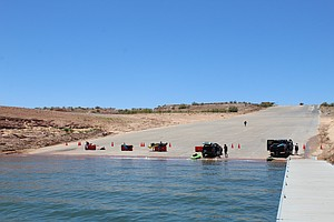 Lake Powell — Nation's Second-Largest Reservoir — Hits Record Low
