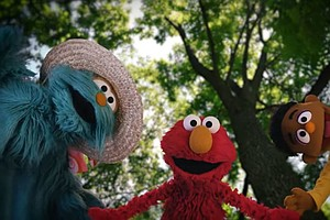 Photo for 'Sesame Street' Takes On A New Challenge: Teaching Military Kids About Racial...