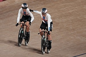 San Diego Cyclist Wins Bronze Medal At Olympics
