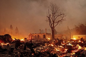 Photo for UN Issues Code Red On Climate
