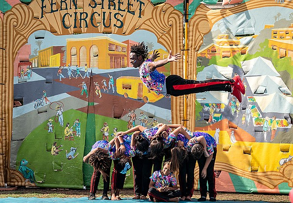 Fern Street Circus will present a free community show on ...