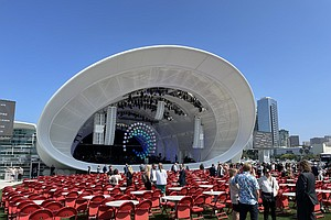 Photo for Port, San Diego Symphony Open Rady Shell At Jacobs Park Concert Venue