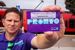 Photo for MTS Offers Free Rides Amid Switch To New 'PRONTO' Card