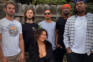 Photo for Summer Music: In OB Band Boostive, Childhood Friends Master Dub-Hop