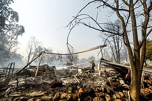 Photo for California Fire Season Sets Records, More Damage Expected