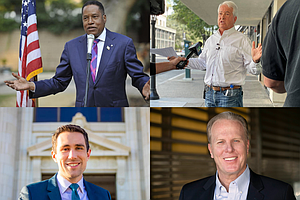 Photo for A Closer Look At Four Top Candidates In The Recall Election