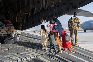 Photo for Two More US Citizens Able To Escape Afghanistan, Issa Says
