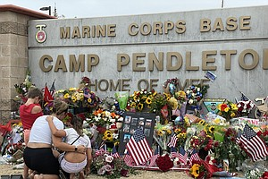 San Diego Military Bases Mourn The Loss Of Sailors, Marines