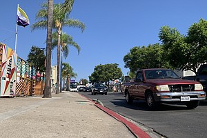Photo for San Diego Pledged To Shift Away From Cars. So Why Is It Still Widening Roads?