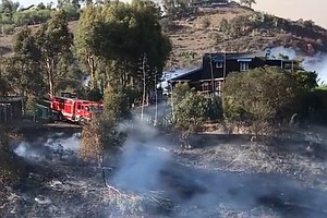 Photo for Aruba Fire Fully Contained