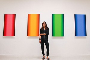 Photo for San Diego Weekend Arts Events: Quint Gallery, Gardens Of Anuncia, SDMA+ Disco...