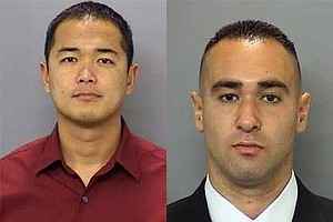 Photo for Man Convicted In Killing Of San Diego Police Officer, Possible Death Sentence...