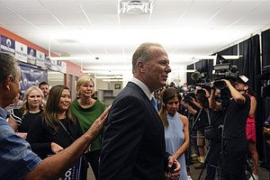 Photo for Kevin Faulconer Ponders Future After Drubbing In California Recall