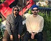 The experimental duo Skrapez is a project forme...
