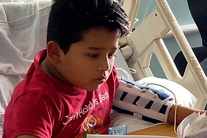 8-Year-Old Hospitalized With Rare Disease Triggered By Coronavirus Infection