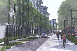 Photo for MTS Board Delays Vote On Affordable Housing At Trolley Station Over Parking C...