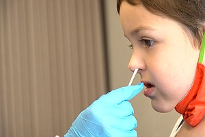 Parents React To Pfizer Announcement Of Vaccine For 5-to-11 Year Olds