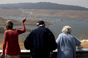 California Struggles To Conserve Water Amid Historic Drought