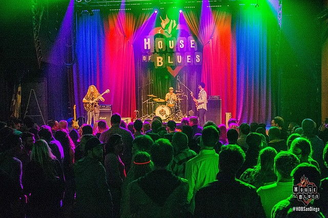 House of Blues San Diego | KPBS