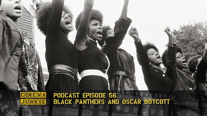 The Black Panthers And Oscar Boycott (Cinema Junkie) | KPBS