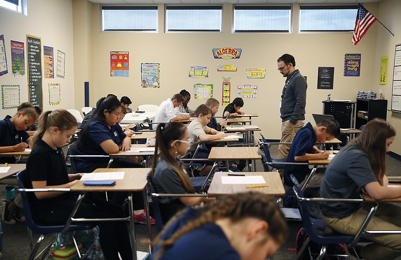 Average Test Scores Improve For San Diego Unified, But Some Achievement Gaps Widen And More Local News (San Diego News Matters) | KPBS
