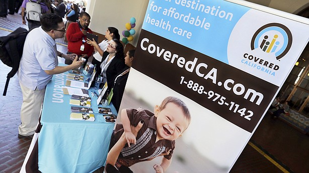 Covered California Enrollment Opens, New State Law Mandates Health Insurance In 2020 And More Local News (San Diego News Matters)   KPBS