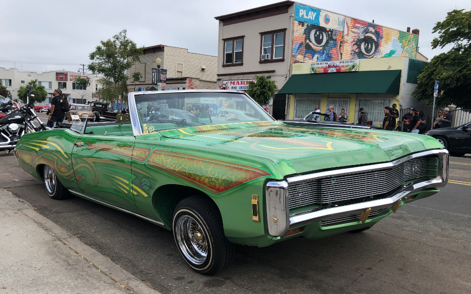 Lowriders Built By The Border (Only Here) | KPBS